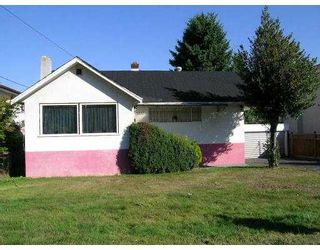 Main Photo: 5837 WOODSWORTH Avenue in Burnaby: Central BN Land for sale (Burnaby North)  : MLS®# V650802