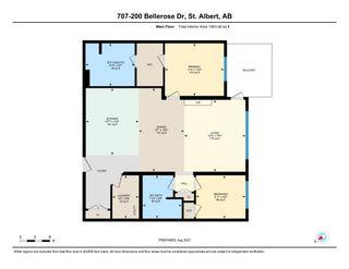 Photo 41: 707 200 BELLEROSE Drive: St. Albert Condo for sale : MLS®# E4258774
