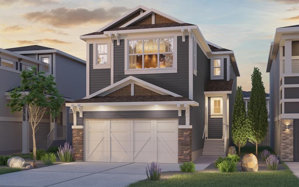 Main Photo: 628 Livingston Avenue NE in Calgary: Livingston Detached for sale : MLS®# A1062590