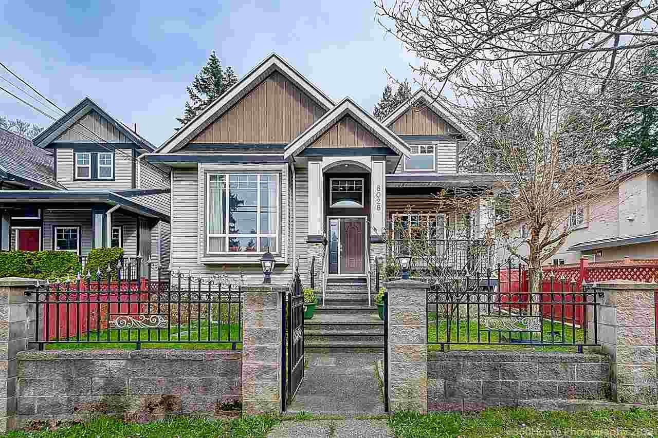 Main Photo: 8028 140 Street in Surrey: East Newton House for sale : MLS®# R2562283