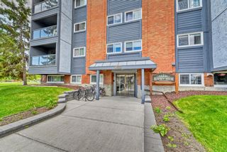 Photo 1: 407 611 8 Avenue NE in Calgary: Renfrew Apartment for sale : MLS®# A1121904