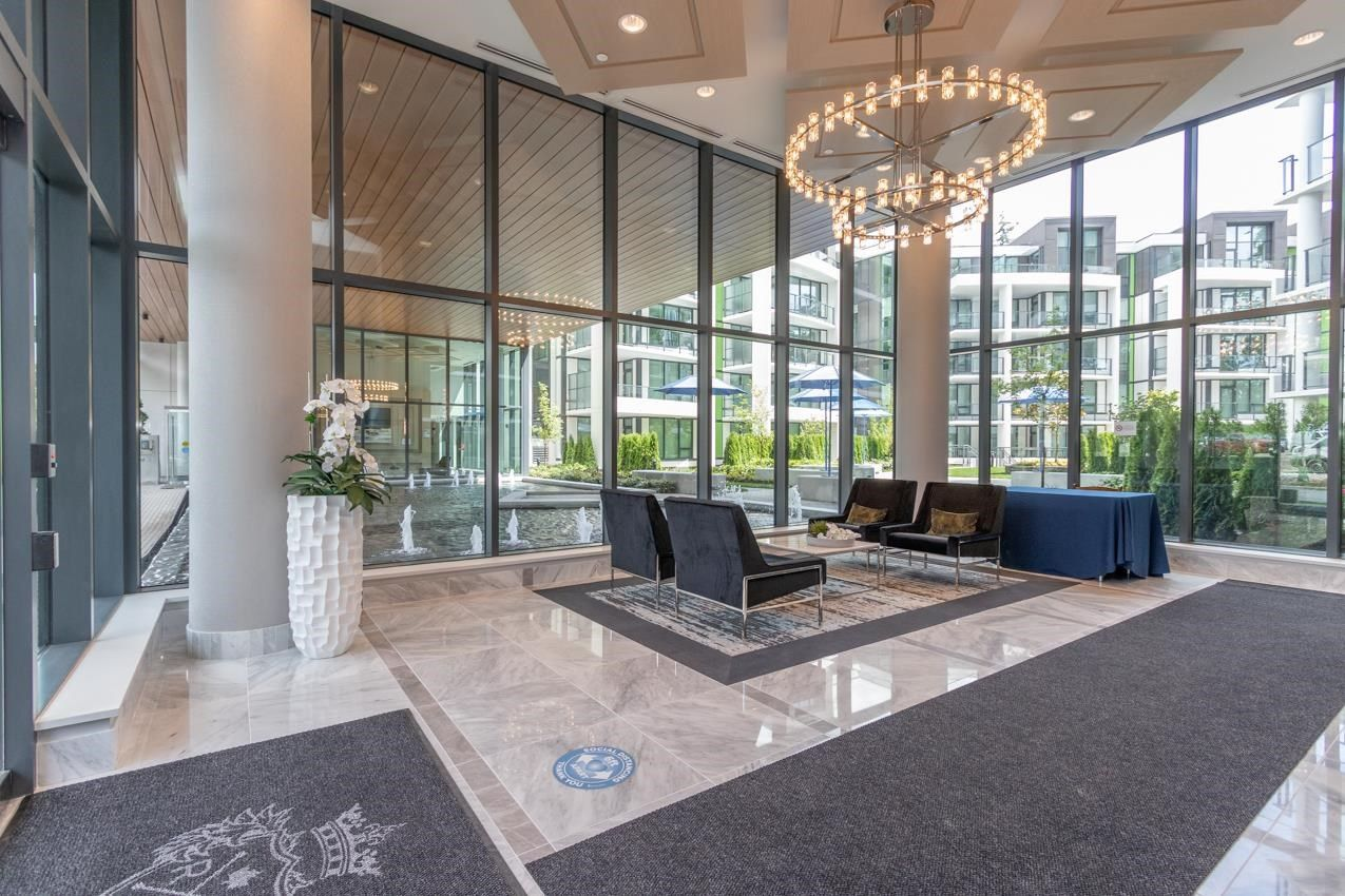 Main Photo: 503 3533 ROSS DRIVE in Vancouver: University VW Condo for sale (Vancouver West)  : MLS®# R2605256