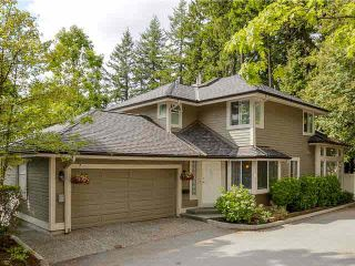 Photo 1: 5 181 RAVINE DRIVE in PORT MOODY: Heritage Mountain Townhouse for sale (Port Moody)  : MLS®# V1142572