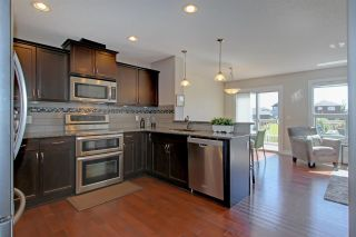 Photo 3: Windermere in Edmonton: Zone 56 House Half Duplex for sale