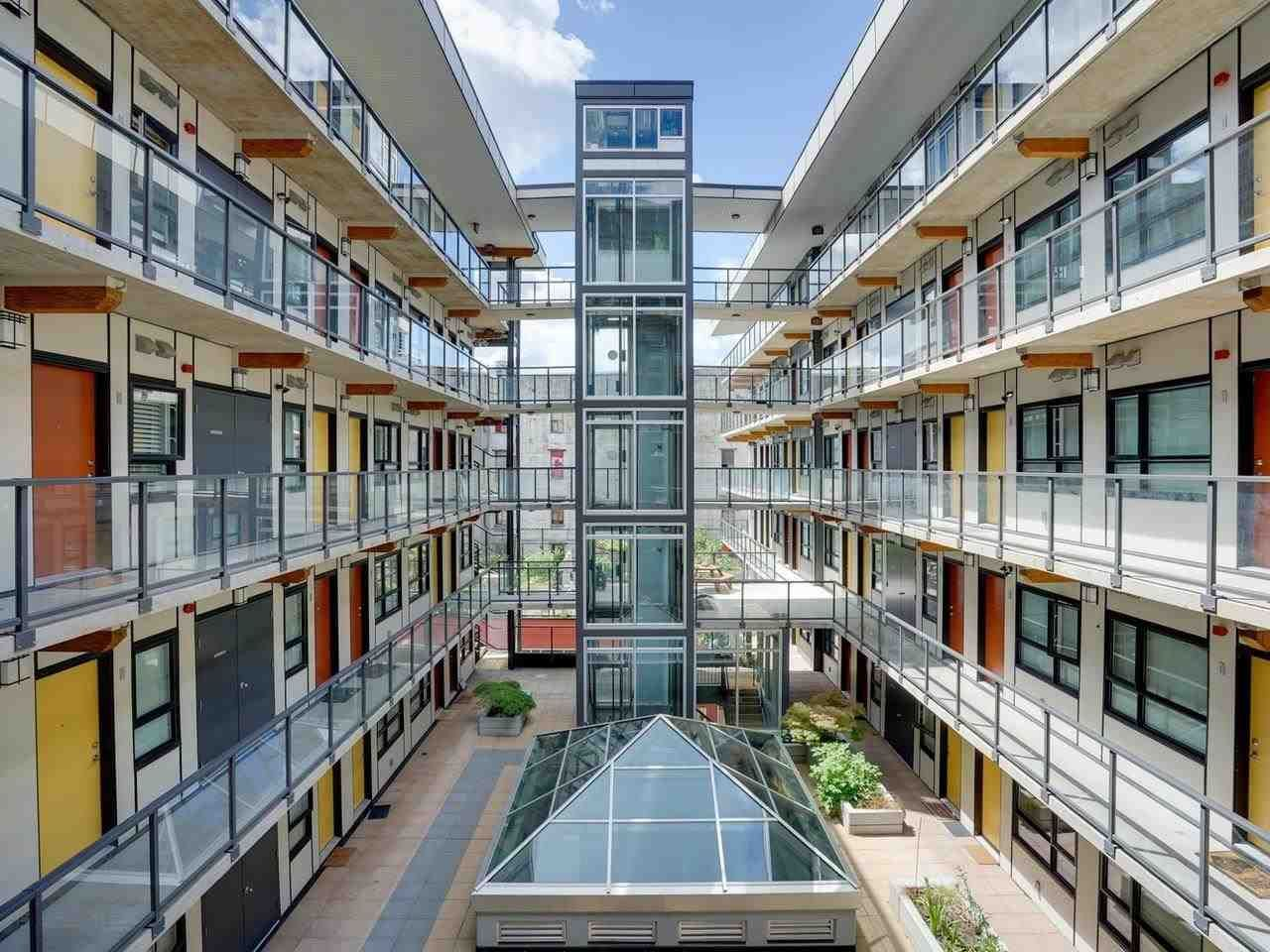 """Main Photo: 419 138 E HASTINGS Street in Vancouver: Downtown VE Condo for sale in """"Sequel 138"""" (Vancouver East)  : MLS®# R2591060"""