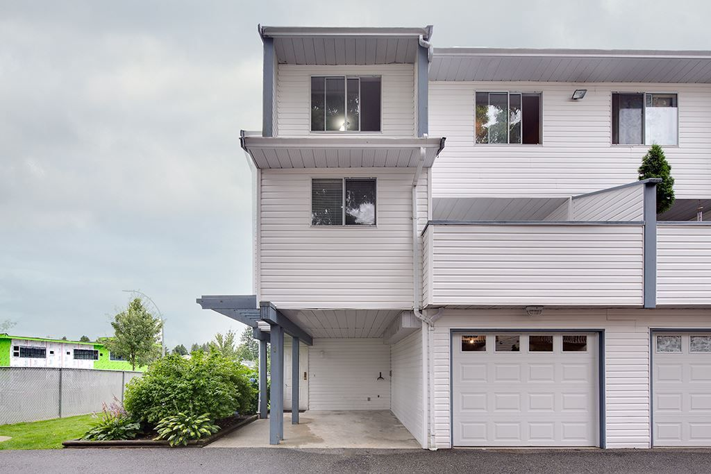 Main Photo: 1 3440 Coast Meridian Road in : Lincoln Park PQ Townhouse for sale (Port Coquitlam)  : MLS®# R2386757