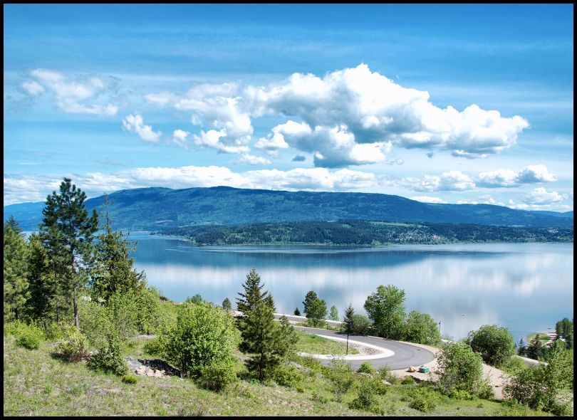 Main Photo: Lot 1 #4 Southwest Kault Hill Road in Salmon Arm: Kault Hill Vacant Land for sale : MLS®# 10212500