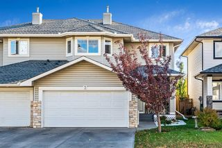 Main Photo: 7 West Cedar Rise SW in Calgary: West Springs Semi Detached for sale : MLS®# A1151437