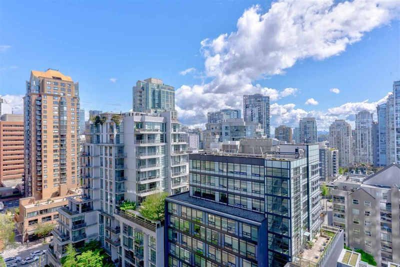FEATURED LISTING: 1402 - 1252 HORNBY Street Vancouver