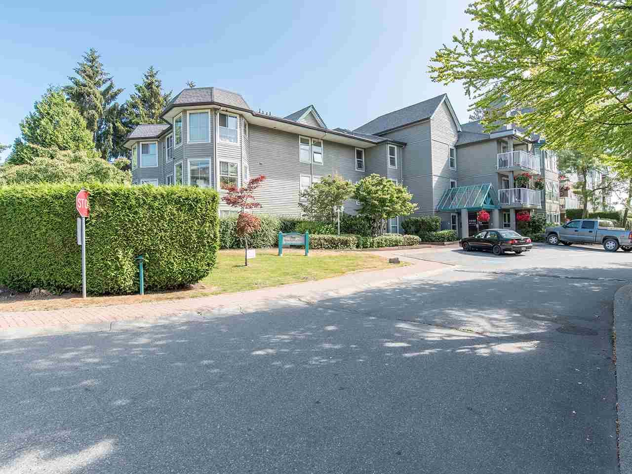 "Main Photo: 306 15160 108 Avenue in Surrey: Guildford Condo for sale in ""Riverpointe"" (North Surrey)  : MLS®# R2481207"