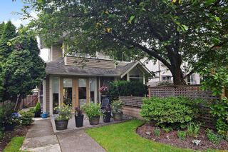 Photo 1: 3236 W 7TH Avenue in Vancouver: Kitsilano 1/2 Duplex for sale (Vancouver West)  : MLS®# R2467795
