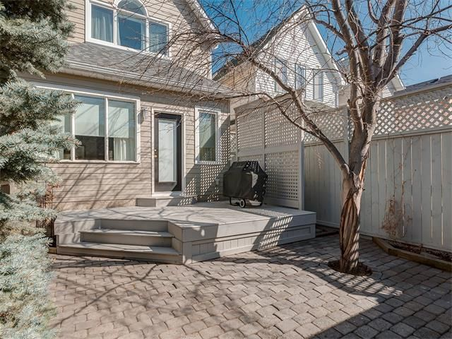 Photo 44: Photos: 309 16 Street NW in Calgary: Hillhurst House for sale : MLS®# C4005350
