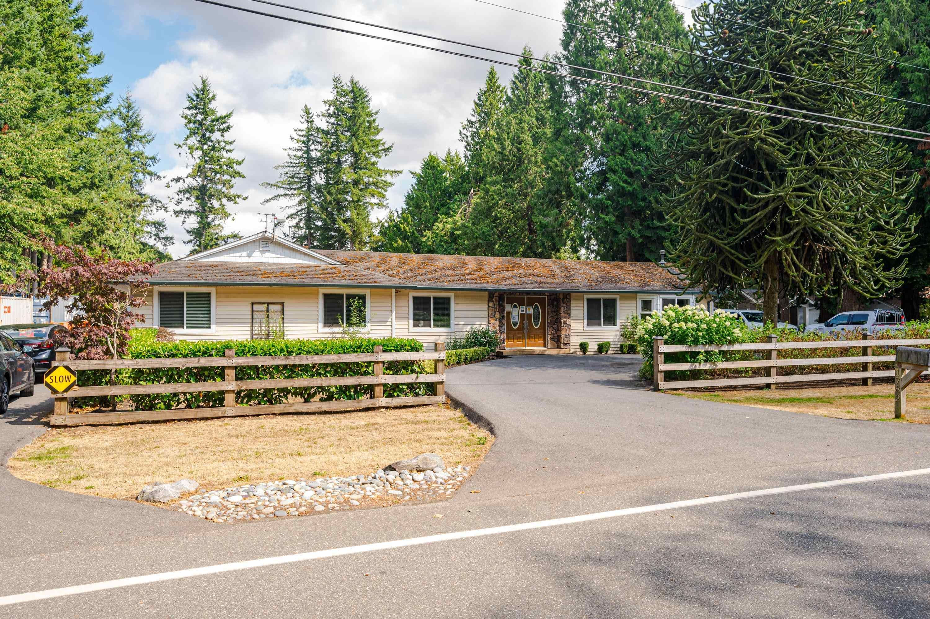 """Main Photo: 1782 196 Street in Langley: Brookswood Langley House for sale in """"Brookswood"""" : MLS®# R2610479"""