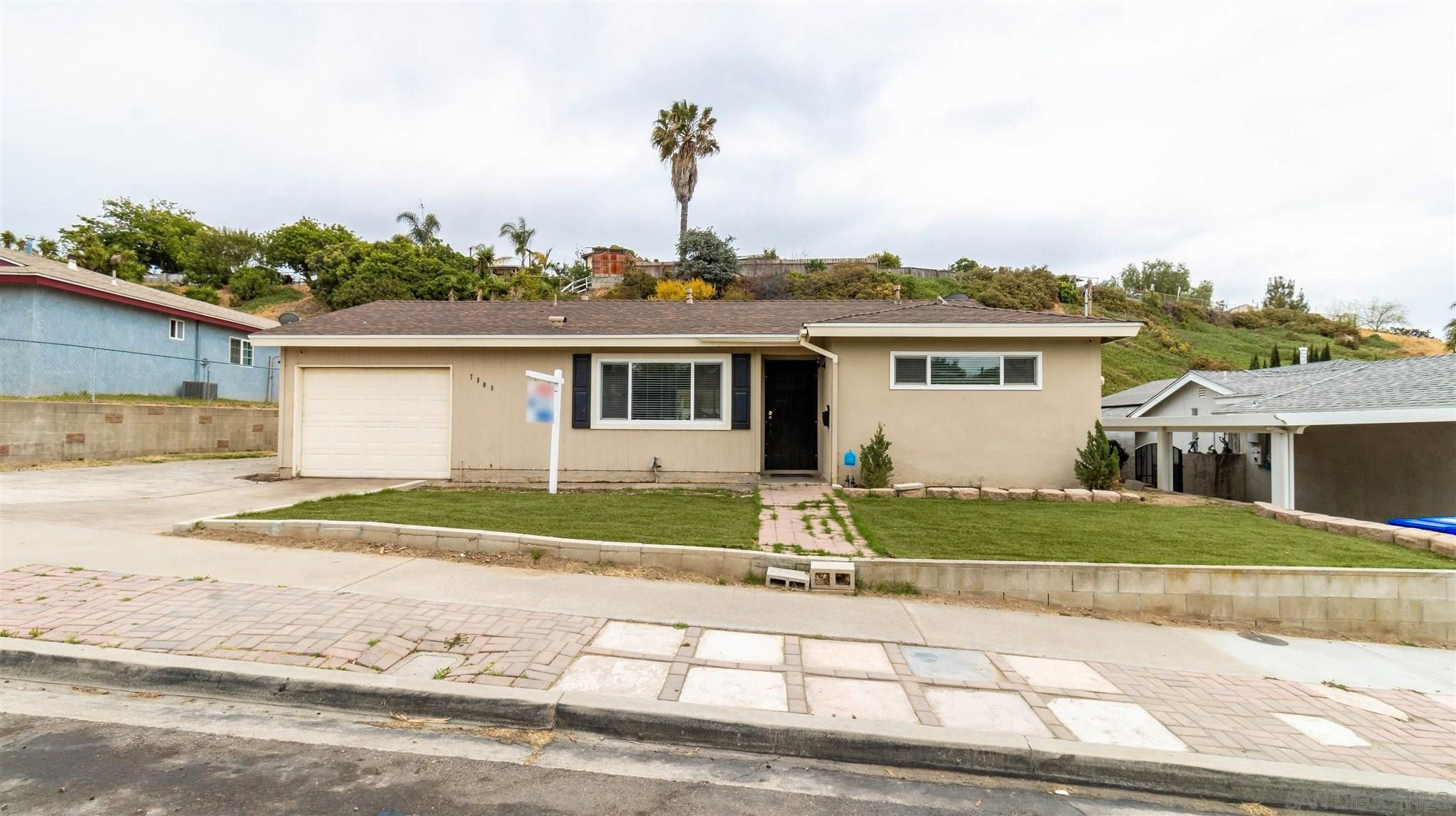 Main Photo: ENCANTO House for sale : 3 bedrooms : 7809 San Vicente St in San Diego