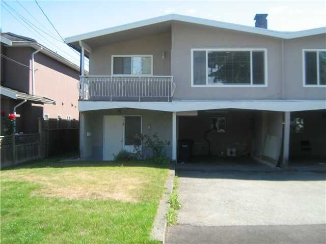 Main Photo: 7922 EDMONDS Street in Burnaby: East Burnaby 1/2 Duplex for sale (Burnaby East)  : MLS®# V849659