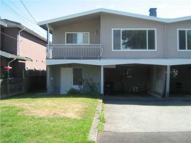 Main Photo: 7922 EDMONDS Street in Burnaby: East Burnaby 1/2 Duplex for sale (Burnaby East)  : MLS®# V849659