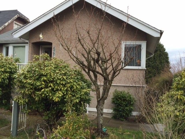 Main Photo: 4065 MCGILL Street in Burnaby: Vancouver Heights House for sale (Burnaby North)  : MLS®# V1054962