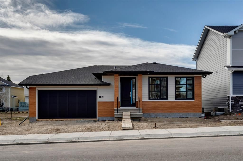 Main Photo: 53 Harvest Hills Manor NE in Calgary: Harvest Hills Detached for sale : MLS®# A1045936