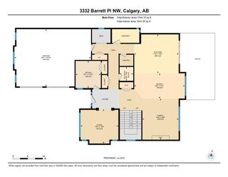 Photo 44: 3332 Barrett Place NW in Calgary: Brentwood Detached for sale : MLS®# A1061886