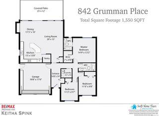 Photo 46: 842 Grumman Pl in : CV Comox (Town of) House for sale (Comox Valley)  : MLS®# 857324