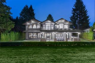 Photo 1: 65 GLENGARRY Crescent in West Vancouver: Glenmore House for sale : MLS®# R2545892