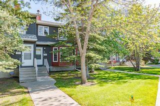Photo 1: 56 Abberfield Court NE in Calgary: Abbeydale Row/Townhouse for sale : MLS®# A1115088