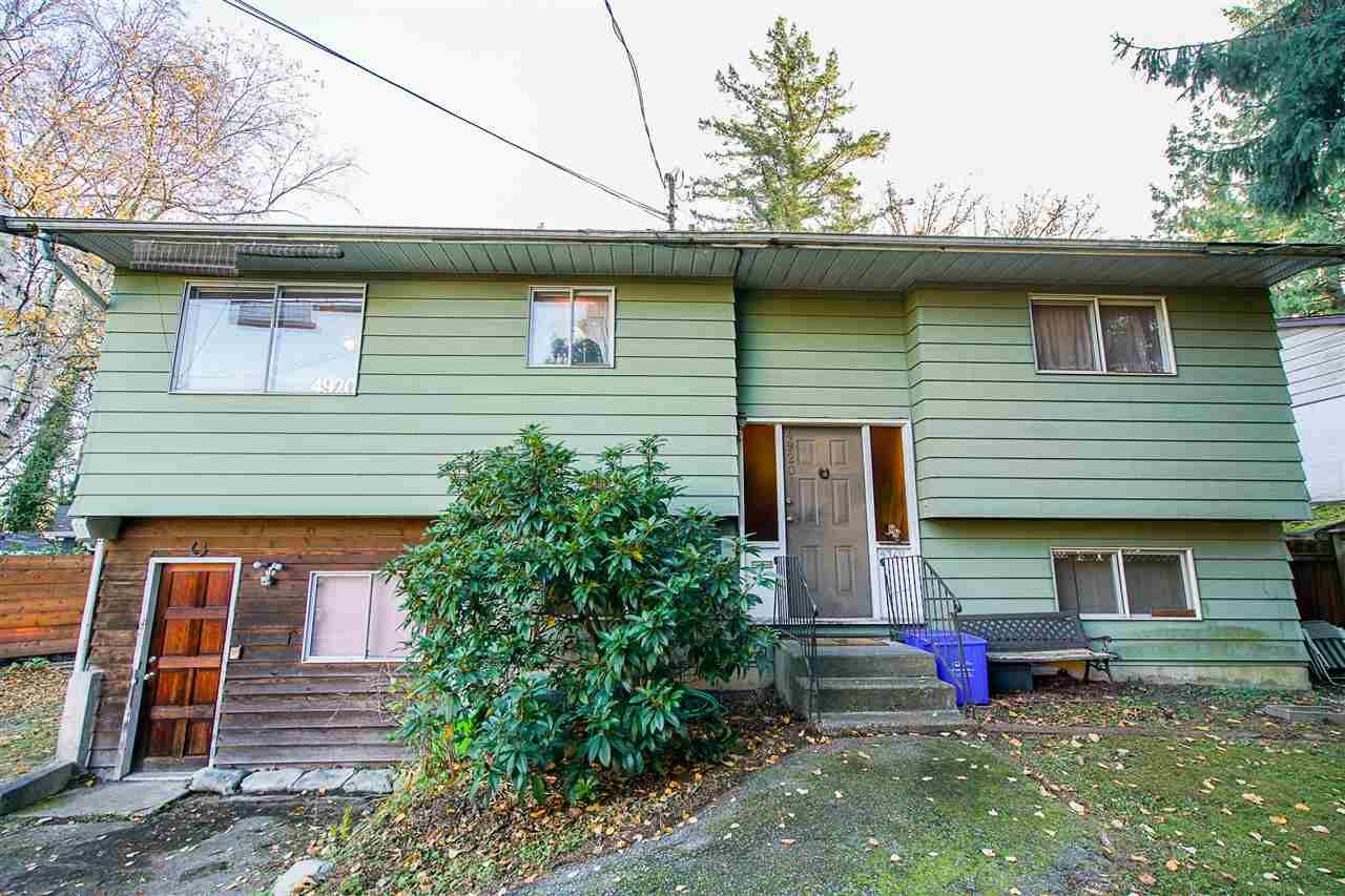 Main Photo: 4920 200 Street in Langley: Langley City House for sale : MLS®# R2425488