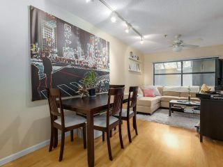 Photo 2: 208 1106 PACIFIC STREET in Vancouver: West End VW Condo for sale (Vancouver West)  : MLS®# R2072898
