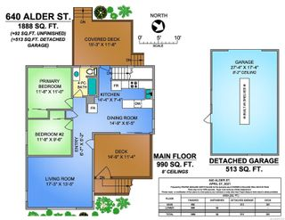 Photo 36: 640 Alder St in : CR Campbell River Central House for sale (Campbell River)  : MLS®# 872134