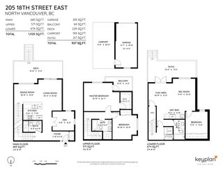 Photo 38: 205 E 18TH Street in North Vancouver: Central Lonsdale 1/2 Duplex for sale : MLS®# R2503676
