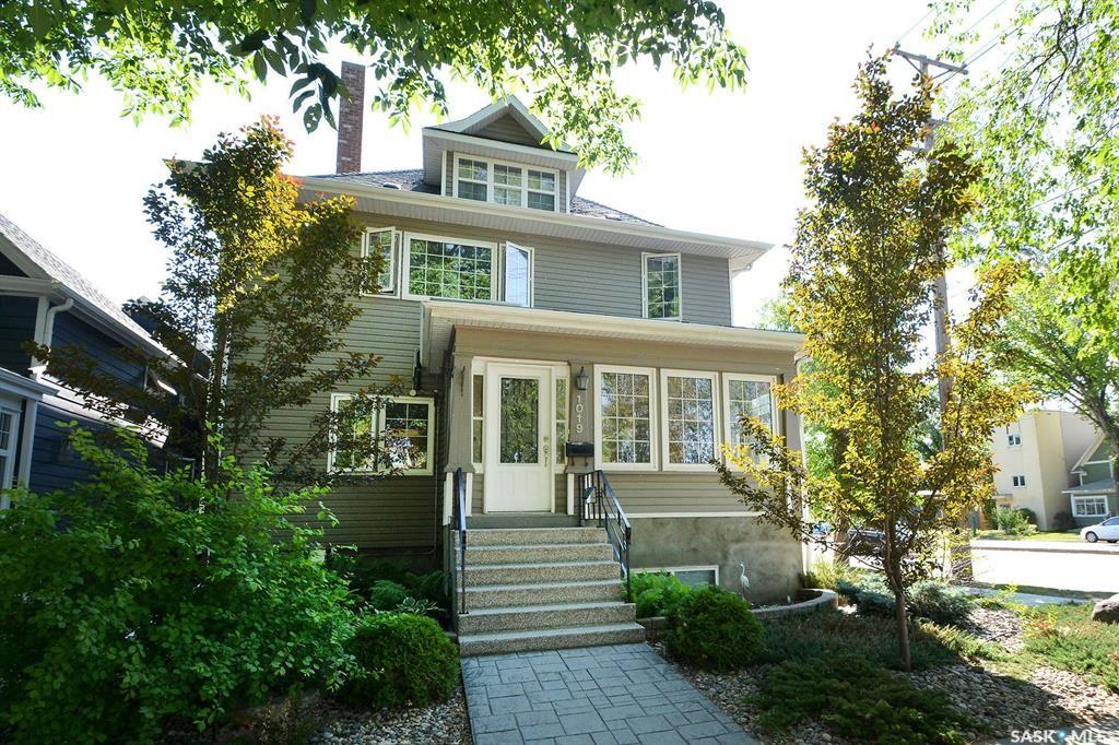 Main Photo: 1019 Eastlake Avenue in Saskatoon: Nutana Residential for sale : MLS®# SK871381