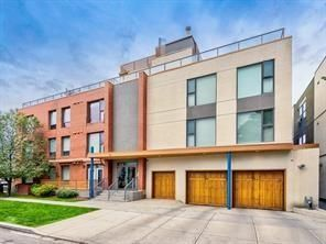 Main Photo: 205 33 6A Street NE in Calgary: Bridgeland/Riverside Apartment for sale : MLS®# A1093446