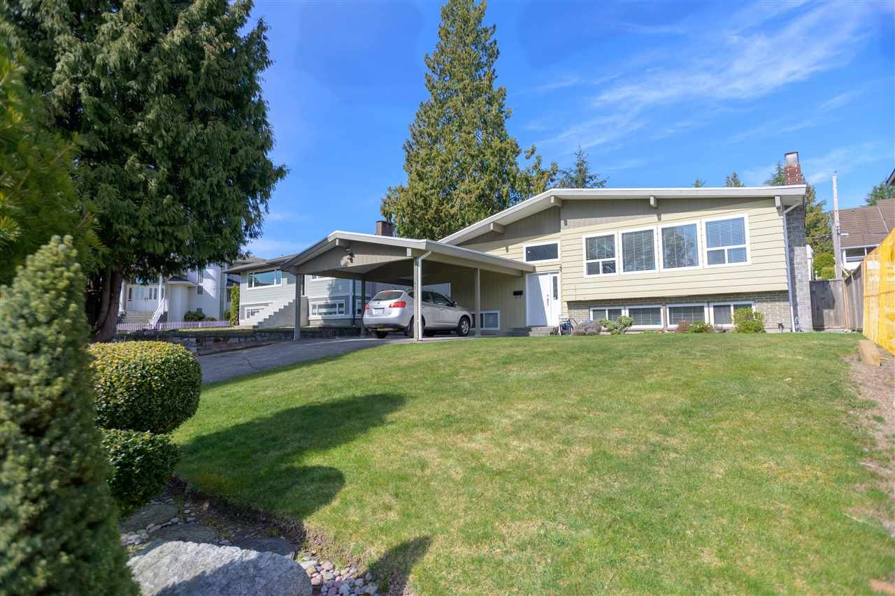 Main Photo: 5315 IVAR PLACE in Burnaby: Deer Lake Place House for sale (Burnaby South)  : MLS®# R2368666