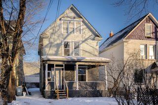 Photo 1: 339 Dubuc Street in Winnipeg: Norwood House for sale (2B)  : MLS®# 202101735