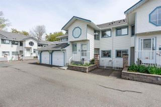 """Photo 1: 31 19797 64 Avenue in Langley: Willoughby Heights Townhouse for sale in """"Cheriton Park"""" : MLS®# R2573574"""