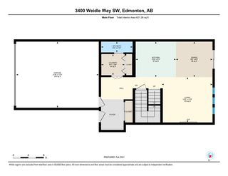 Photo 28: 3400 WEIDLE Way in Edmonton: Zone 53 House Half Duplex for sale : MLS®# E4229486
