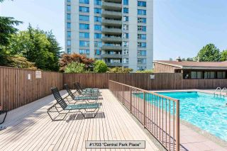 Photo 21: 1703 4160 SARDIS STREET in Burnaby: Central Park BS Condo for sale (Burnaby South)  : MLS®# R2522337