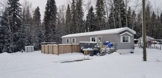 Photo 2: 1865 SOMMERVILLE Road in Prince George: North Blackburn Manufactured Home for sale (PG City South East (Zone 75))  : MLS®# R2518984