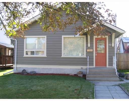 Main Photo: 12 CLONARD Avenue in WINNIPEG: St Vital Residential for sale (South East Winnipeg)  : MLS®# 2920237