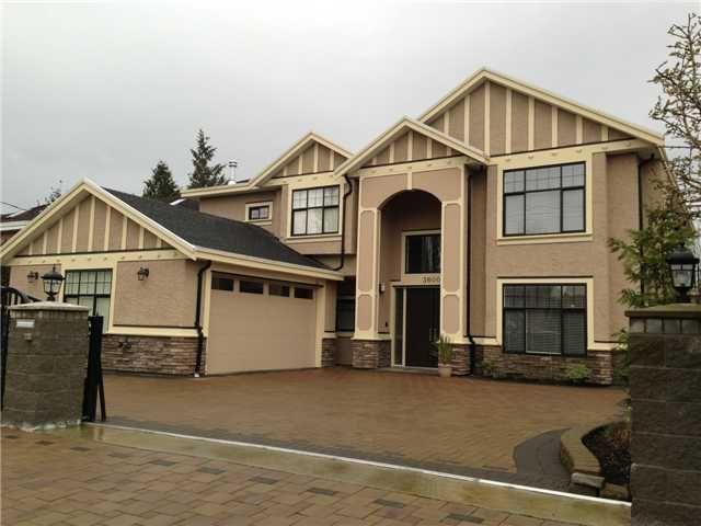 Main Photo: 3600 WILLIAMS Road in Richmond: Steveston North House for sale : MLS®# V981540