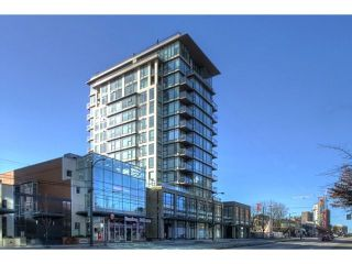 Main Photo: 1602 1068 W BROADWAY in Vancouver: Fairview VW Condo for sale (Vancouver West)  : MLS®# R2361747