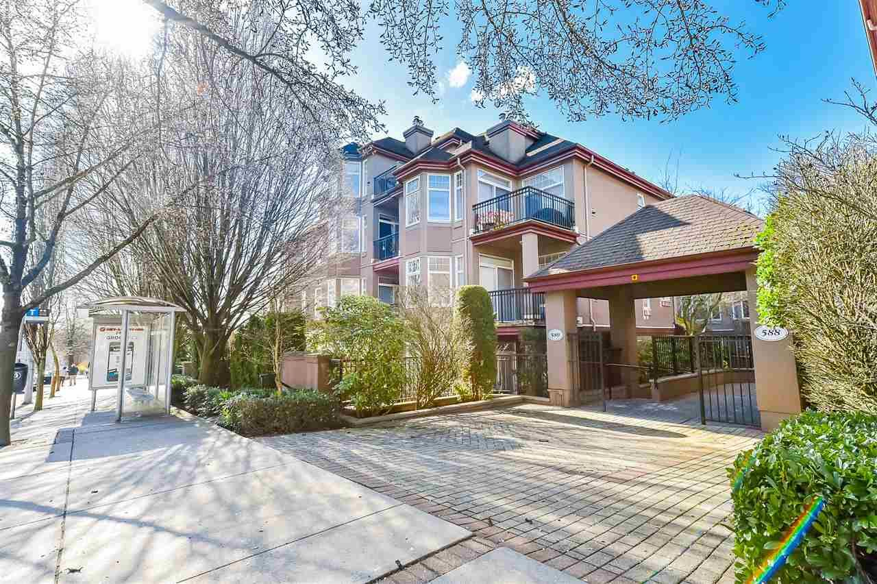 Main Photo: 402 580 TWELFTH STREET in New Westminster: Uptown NW Condo for sale : MLS®# R2551889