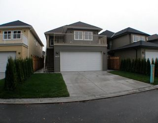 """Photo 2: 6679 BLUNDELL Road in Richmond: Granville House for sale in """"WOODRIDGE MEWS"""" : MLS®# V748353"""