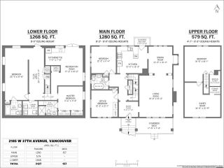 Photo 38: 2185 W 37TH Avenue in Vancouver: Quilchena House for sale (Vancouver West)  : MLS®# R2615988