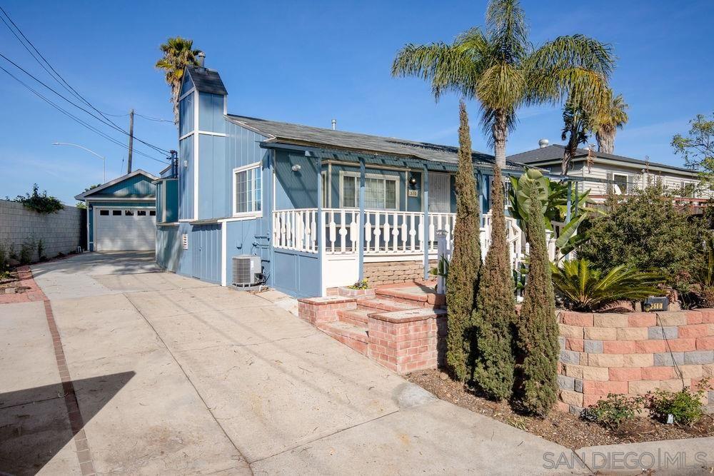 Main Photo: OCEANSIDE House for sale : 3 bedrooms : 510 San Luis Rey Dr