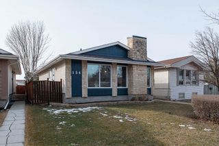 Photo 1: 154 Sandrington Drive in Winnipeg: River Park South Residential for sale (2F)  : MLS®# 202106060