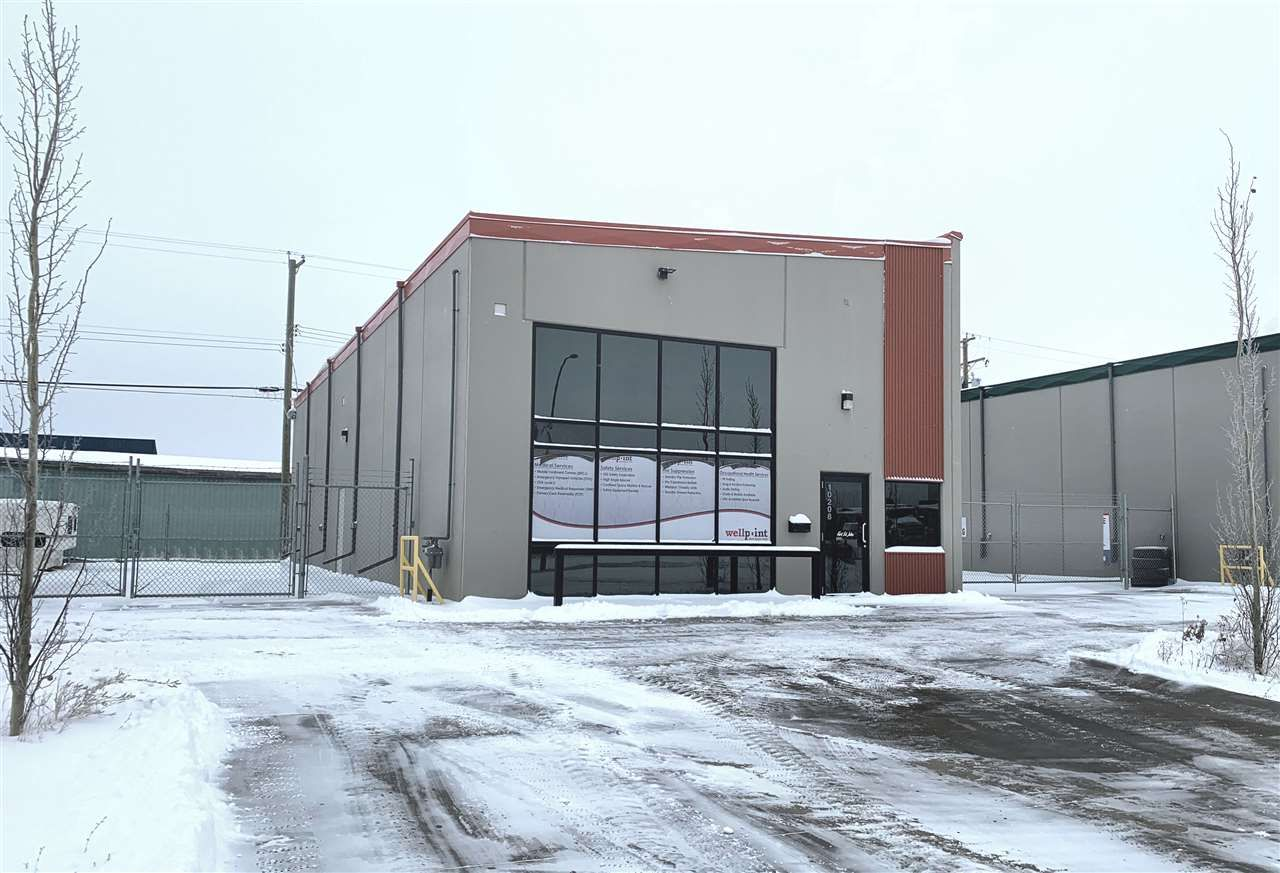 Main Photo: 10208 CREE Road in Fort St. John: Fort St. John - City SW Industrial for lease (Fort St. John (Zone 60))  : MLS®# C8035087