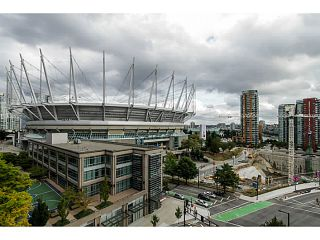 Photo 16: # 1205 928 BEATTY ST in Vancouver: Yaletown Condo for sale (Vancouver West)  : MLS®# V1086608