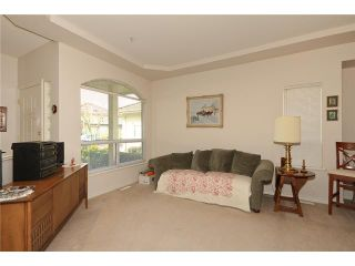 """Photo 2: 25 998 RIVERSIDE Drive in Port Coquitlam: Riverwood Townhouse for sale in """"PARKSIDE PLACE"""" : MLS®# V938950"""