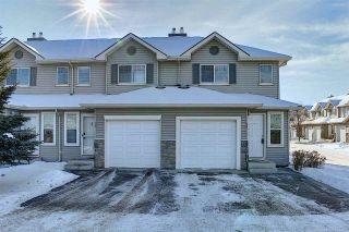 Photo 2: 54 230 EDWARDS Drive SW in Edmonton: Zone 53 Townhouse for sale : MLS®# E4228909